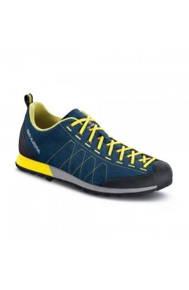 SCARPA HIGHBALL - OCEAN/BRIGHT YELLOW