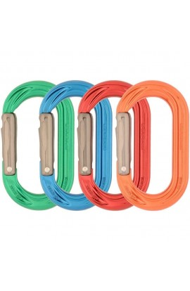 DMM PERFECTO STRAIGHT GATE - ASSORTED COLOUR - 4 PACK
