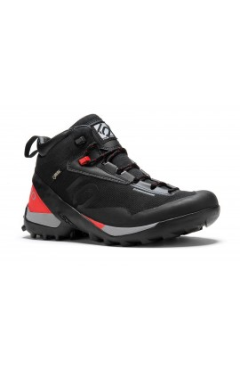 FIVE TEN CAMP FOUR MID GTX - RED/BLACK