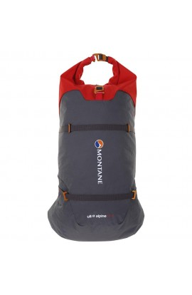 MONTANE ULTRA ALPINE 38+5 BACKPACK - CLOUDBURST GREY