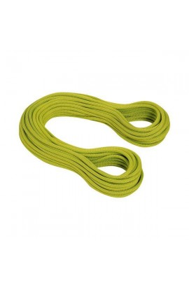 MAMMUT 9.5MM INFINITY DRY - 80M - PAPPEL/LIME GREEN