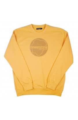 DEWERSTONE DARTMOOR SWEATSHIRT - GOLDEN YELLOW