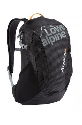 LOWE ALPINE ATTACK 25 - BLACK/TANGERINE