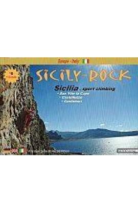 SICILY-ROCK SICILIA SPORT CLIMBING - GEBRO VERLAG (6TH EDITION)