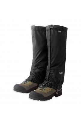 OUTDOOR RESEARCH CASCADIA GAITERS - BLACK