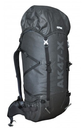 CRUX 3G AK47-X ROLL TOP - SIZE 2 - BLACK