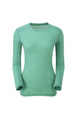 MONTANE PRIMINO 140 LONG SLEEVE CREW WOMENS
