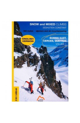 ECRINS EAST, CERCES, QUEYRAS ALPINISM SKI MOUNTAINEERING - SNOW AND MIXED CLIMBS