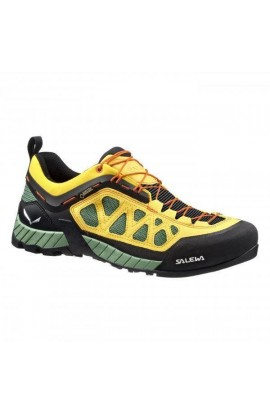 SALEWA FIRETAIL 3 GTX MENS - HIGHLAND GREEN/DIRT