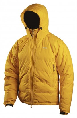 CRUX PLASMA JACKET MENS - GOLD