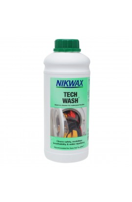 NIKWAX TECH WASH - 1LTR