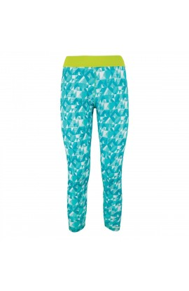 LA SPORTIVA SOLO LEGGINGS WOMENS - EMERALD/MINT