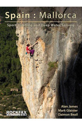 ROCKFAX SPAIN: MALLORCA - SPORT CLIMBING AND DWS (2016)