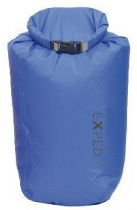 EXPED DRYBAG BRIGHT - L - BLUE