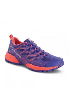 SCARPA NEUTRON 2 WOMENS - PRISM VIOLET/BRIGHT RED