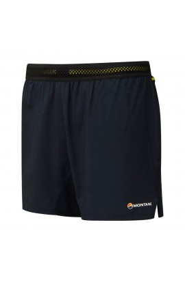 MONTANE FANG SHORTS - BLACK