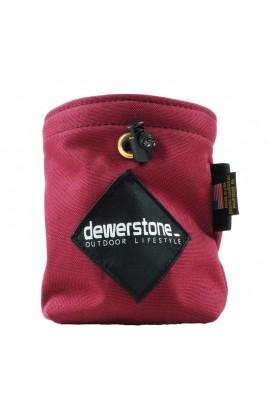 DEWERSTONE X ORGANIC CHALK BAG - BURGUNDY
