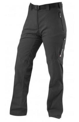 MONTANE TERRA RIDGE PANT WOMENS - BLACK