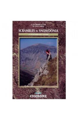 SCRAMBLES IN SNOWDONIA - CICERONE