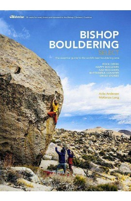 BISHOP BOULDERING SELECT GUIDE (2016)