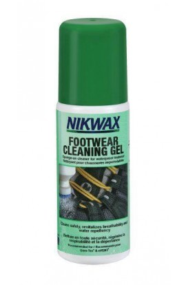 NIKWAX FOOTWEAR CLEANING GEL - 125ML