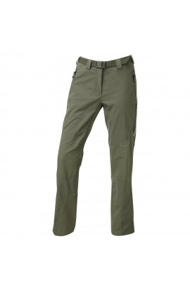 MONTANE TERRA RIDGE PANT WOMENS - SHORT - FLINT