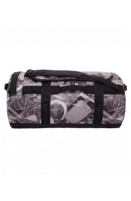 THE NORTH FACE BASE CAMP DUFFEL - M - TNF BLACK X-RAY PRINT