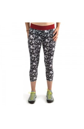 LA SPORTIVA SOLO LEGGINGS WOMENS - BLACK/GREY