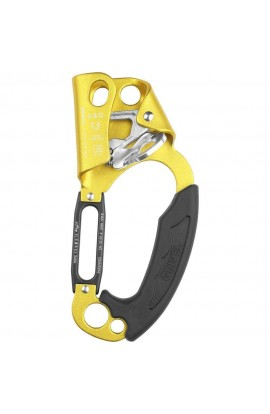 GRIVEL ASCENDER DESCENDER - RIGHT - GOLD