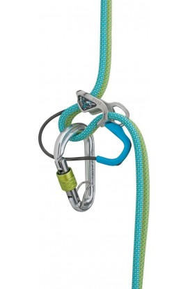 EDELRID MICRO JUL BELAY KIT - SLATE