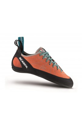SCARPA HELIX WOMENS - MANDARIN RED