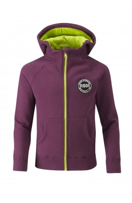 MOON JUPITER HOODY KIDS - PURPLE POTION