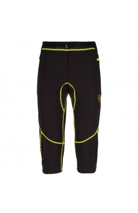 LA SPORTIVA VORTEX 3/4 TIGHT WOMENS - BLACK