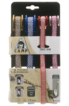 CAMP TRI-CAM DYNEEMA SET 0.5 - 2
