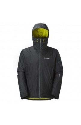 MONTANE MINIMUS HYBRID JACKET MENS - BLACK