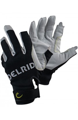 EDELRID WORK GLOVE CLOSED - SNOW