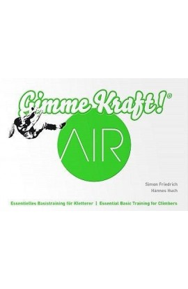 GIMME KRAFT! AIR - ESSENTIAL BASIC TRAINING FOR CLIMBERS