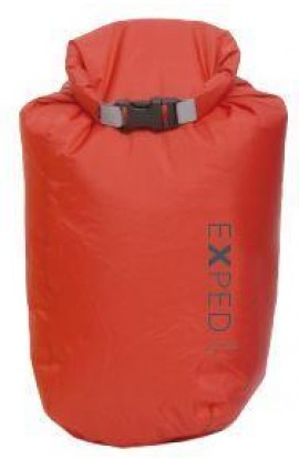 EXPED DRYBAG BRIGHT - M - RED