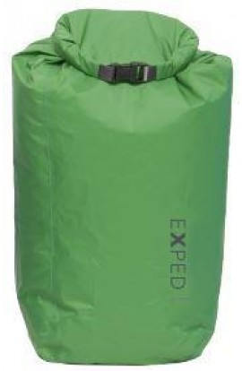 EXPED DRYBAG BRIGHT - XL - EMERALD GREEN