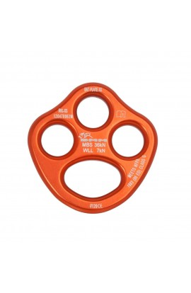 DMM BAT PLATE - XS - ORANGE