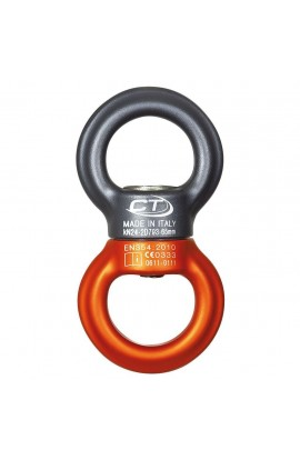 CLIMBING TECHNOLOGY TWISTER - GREY/LOBSTER