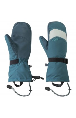 OUTDOOR RESEARCH HIGHCAMP MITT WOMENS - PEACOCK