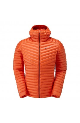 MONTANE FUTURE LITE HOODIE - FIREFLY ORANGE