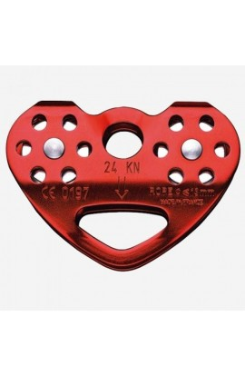 PETZL TANDEM PULLEY - RED