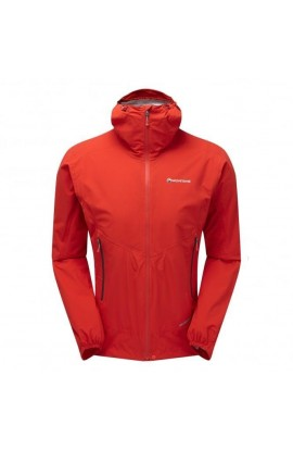 MONTANE MINIMUS STRETCH ULTRA JACKET MENS - FLAG RED