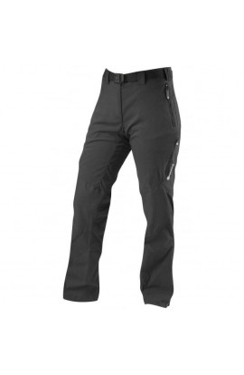 MONTANE TERRA RIDGE PANT WOMENS - SHORT - BLACK