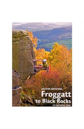 FROGGATT TO BLACK ROCKS (2010 BMC GUIDE)
