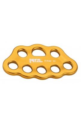 PETZL PAW RIGGING PLATE - M - YELLOW