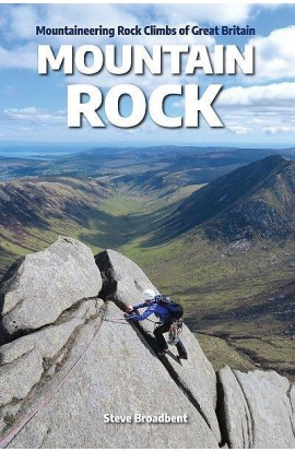 MOUNTAIN ROCK - ROCK CLIMBS OF GREAT BRITAIN
