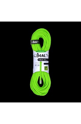 BEAL 10MM VIRUS - 50M - SOLID GREEN